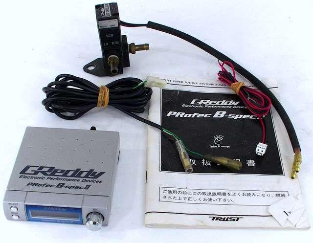 Greddy Profec B2 B 2 II Boost controller Civic CRX VR6 Turbo Ep8