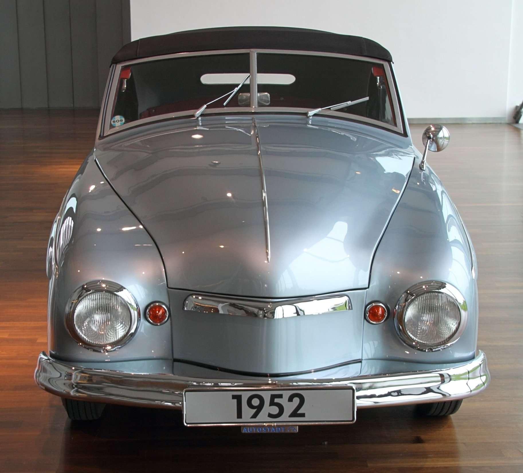 POWER CARS: Volkswagen Rometsch Beeskow