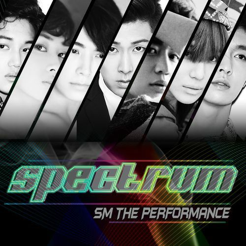 (Single) S.M. The Performance - Spectrum