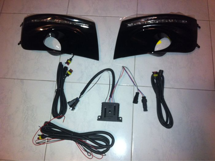 Help with aftermarket DRL wiring (LIBERAL JDM aftermarket