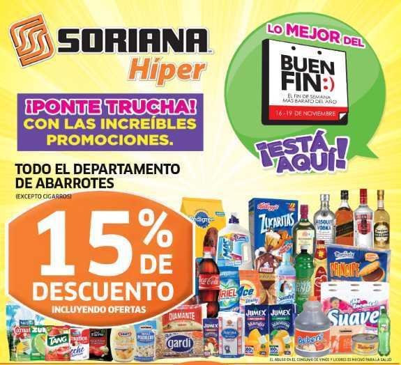 Ofertas de Soriana Hiper 2012